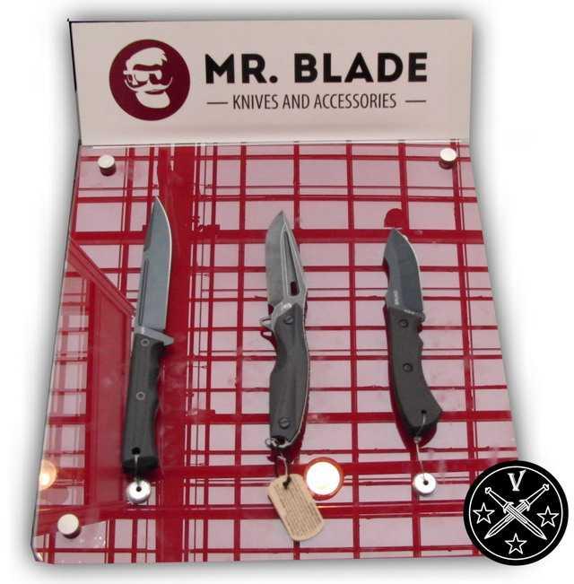 Ножи компании Mr Blade