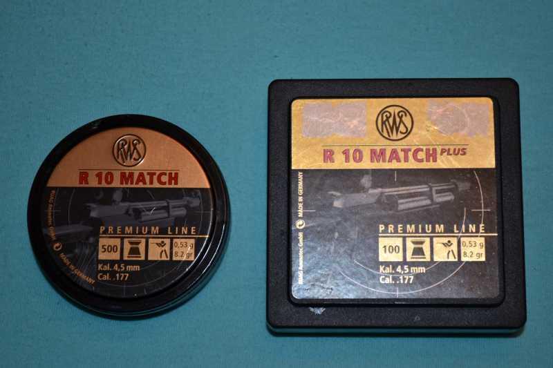 3)Дешево - плохо? Дорого - хорошо? Противостояние: RWS Hobby vs RWS R10 Match Plus