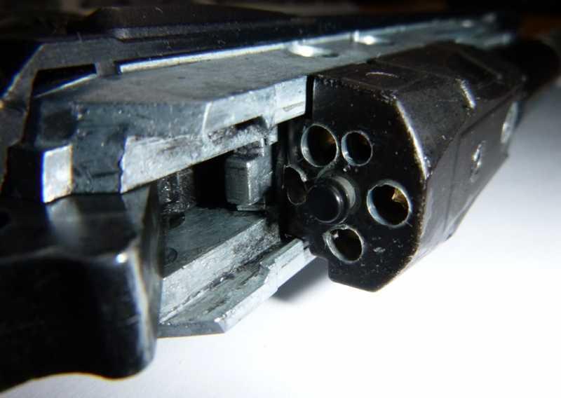 7)Gamo PT- 85  как из гамы сделать конфетку