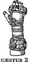 3)Верный друг и помощник джентельмена удачи- кастет