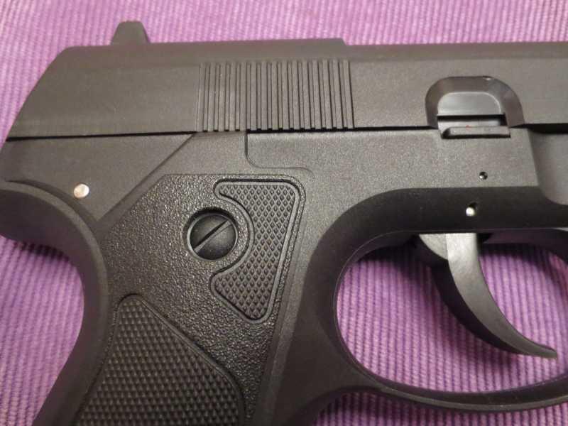 10)Пистолет АТАМАН М1-У. *Ништячки и косячки*.