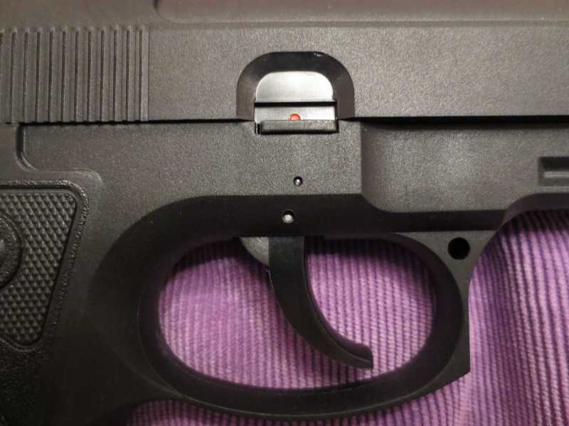 21)Пистолет АТАМАН М1-У. *Ништячки и косячки*.