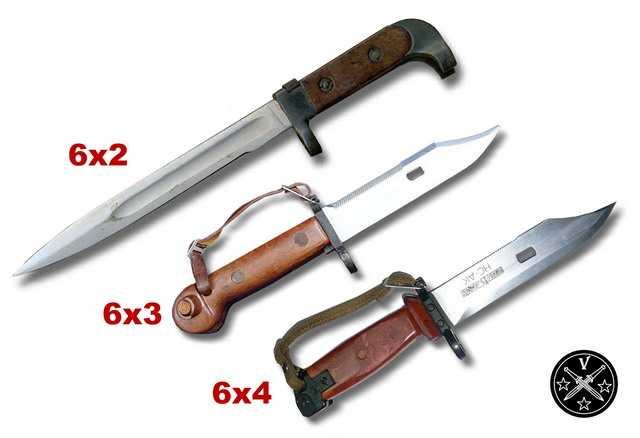 Штык ножи к АК