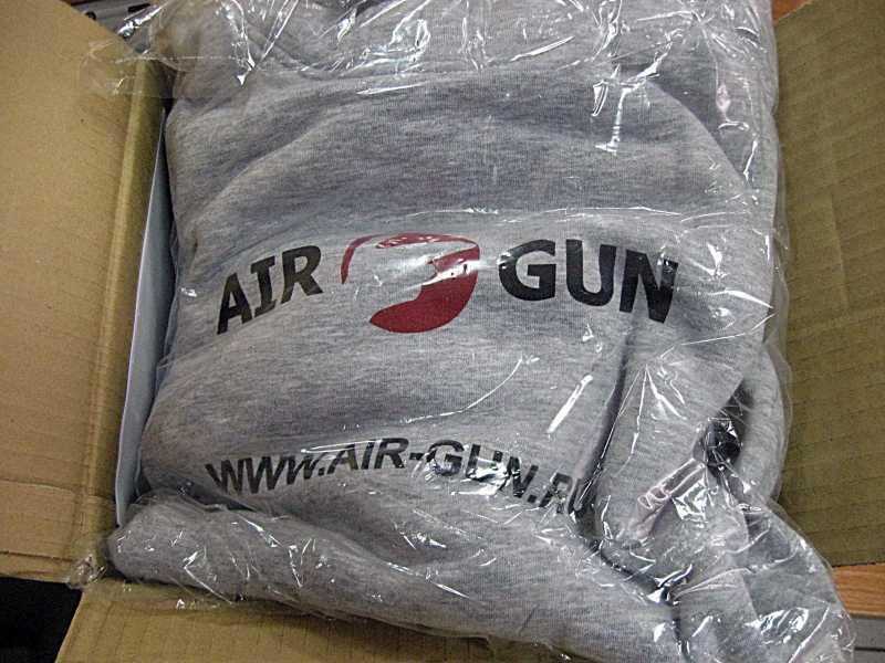 4)ПРИЗ от магазина Air Gun
