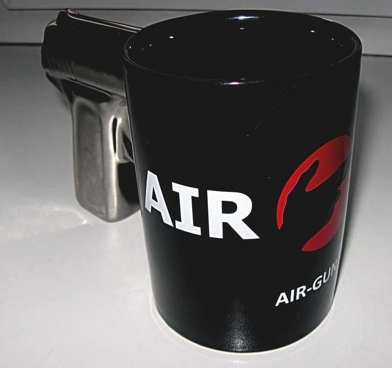 8)ПРИЗ от магазина Air Gun