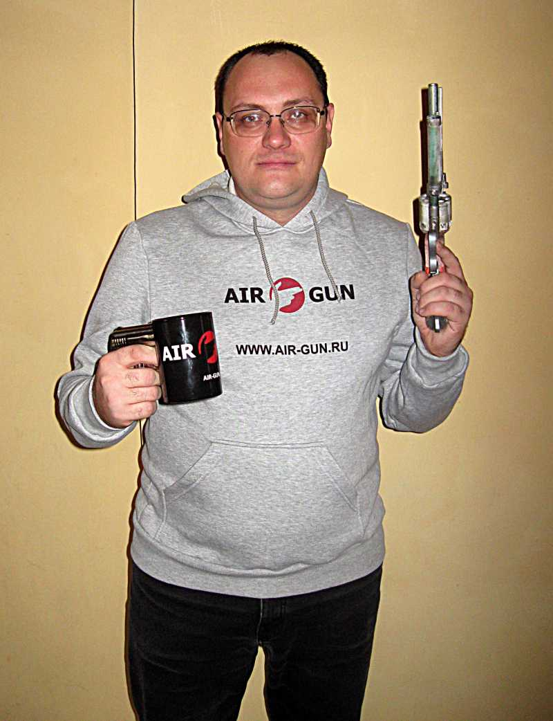 11)ПРИЗ от магазина Air Gun