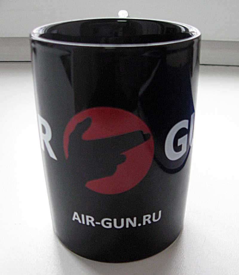 7)ПРИЗ от магазина Air Gun