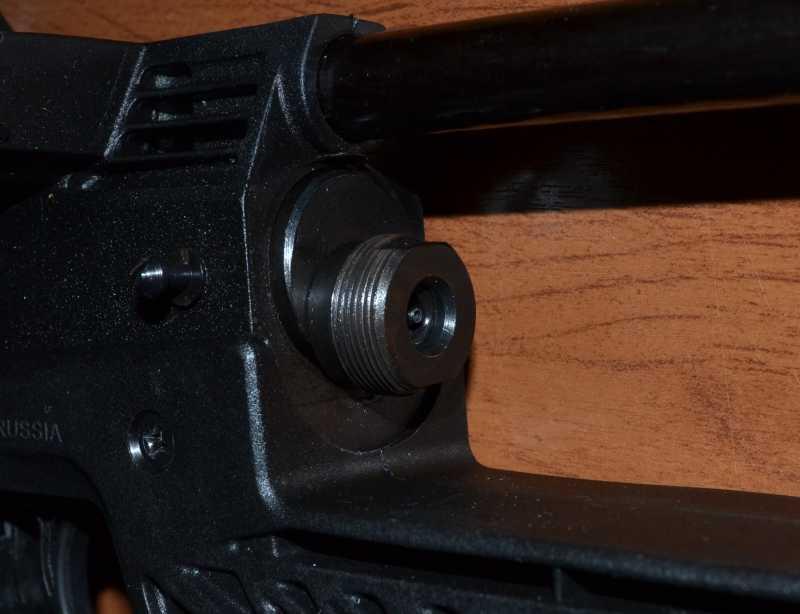 15)Субъективное мнение: МР-553К (Часть 2, много фото)
