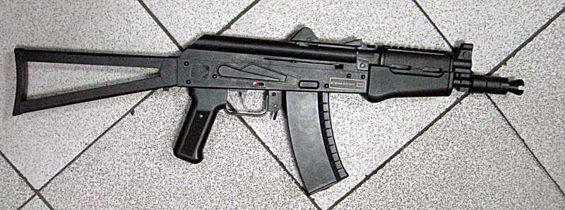 6)Crosman Comrade AK. Противоречивые чувства.