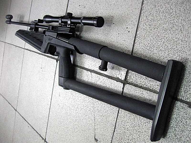 2)Ежачий дом (Чехол для пневматической винтовки ИЖ-61)