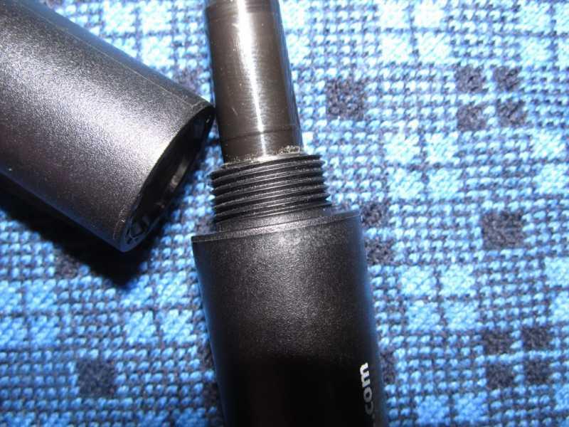 7)Смертоносный пластик от Cold Steel