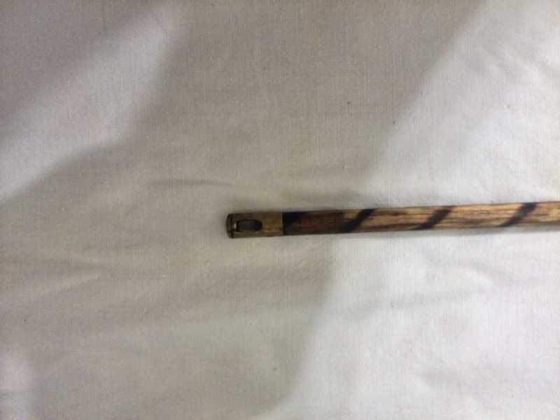 12)2-х ствольное, дульнозарядное ружье, 12-го калибра. Педерсоли, Италия.