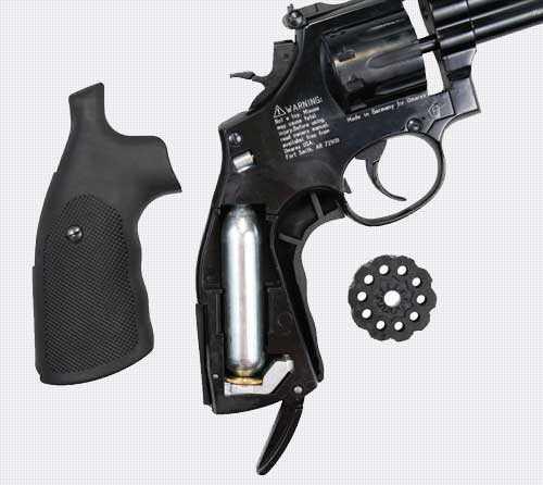 3)Муки выбора 2! Какой пулевой револьвер лучше