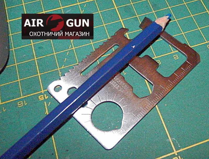 6)Оружие современных, или мультитул