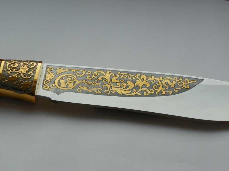4)Вот такие ножи - ножики...