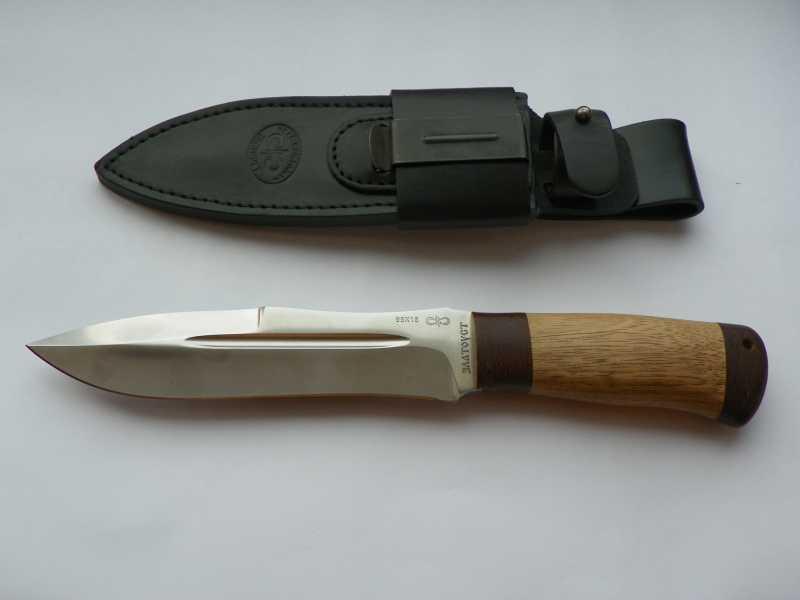 11)Вот такие ножи - ножики...