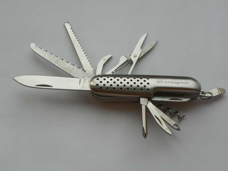 15)Вот такие ножи - ножики...