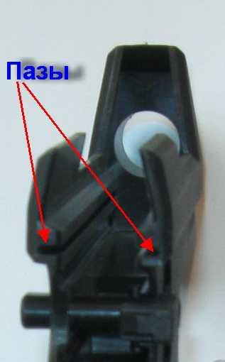 7)Апгрейд надульника МР-651