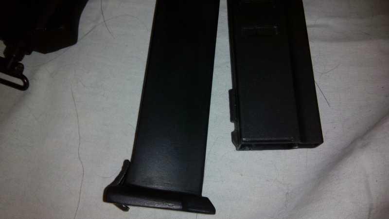 29)Апгрейд надульника МР-651