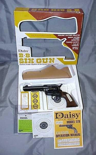 1)МИРОТВОРЕЦ  или Daisy 179