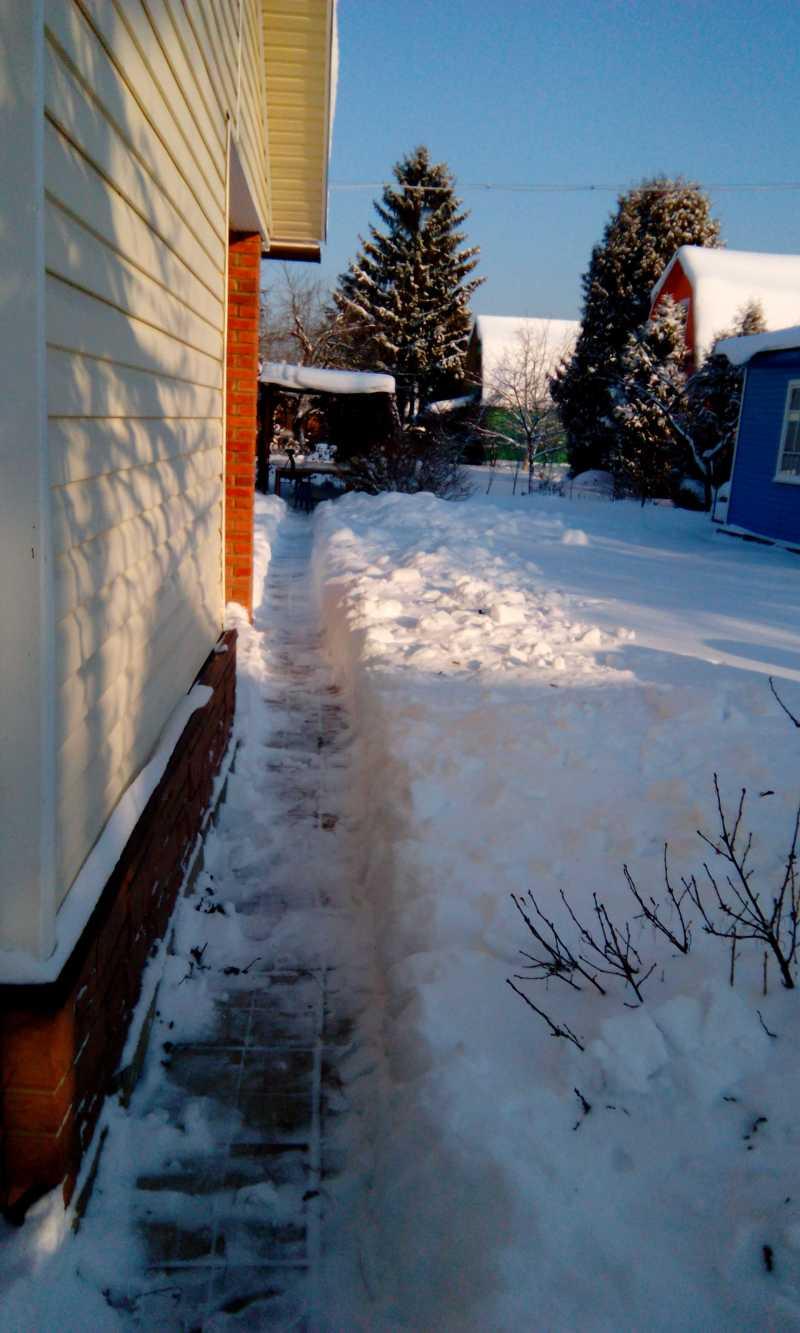 4)PCP на морозце, как это происходит