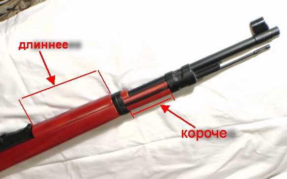 52)MAUSER K98K   (газовая).
