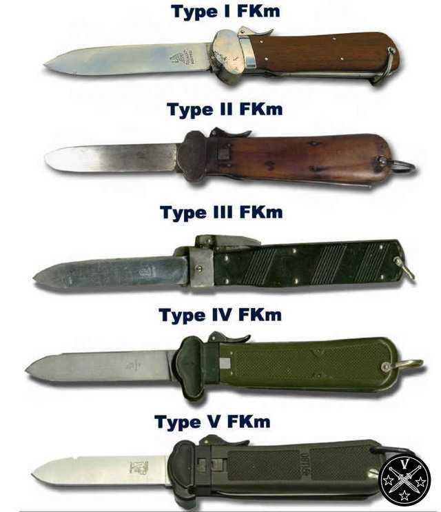 Германский нож-стропорез