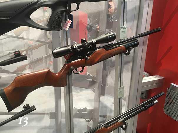 18)38 ежегодная выставка оружия Shot Show в Лас-Вегасе, штат Невада (часть 1)