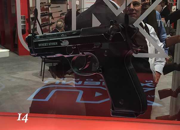 19)38 ежегодная выставка оружия Shot Show в Лас-Вегасе, штат Невада (часть 1)