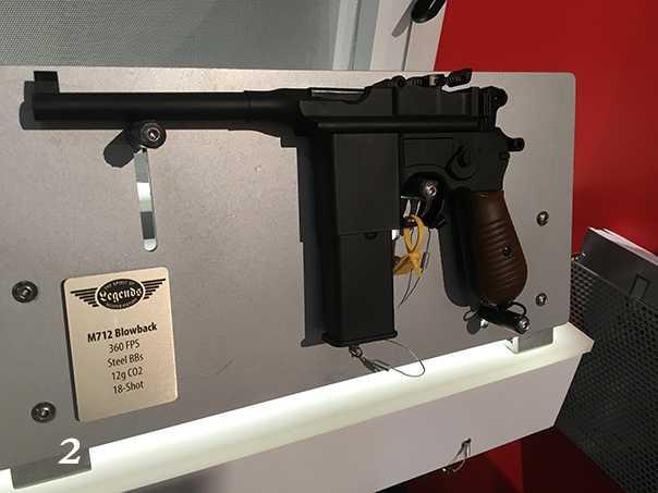 7)38 ежегодная выставка оружия Shot Show в Лас-Вегасе, штат Невада (часть 1)