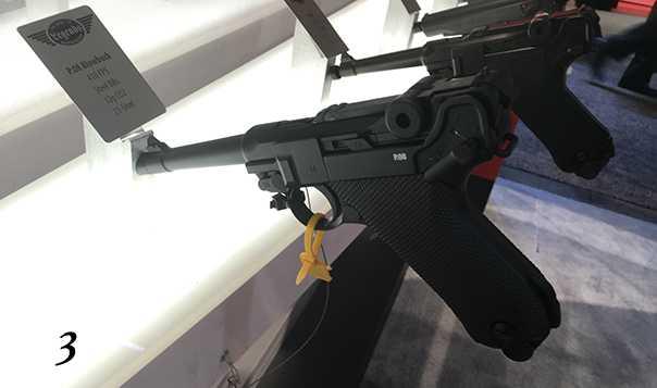 8)38 ежегодная выставка оружия Shot Show в Лас-Вегасе, штат Невада (часть 1)