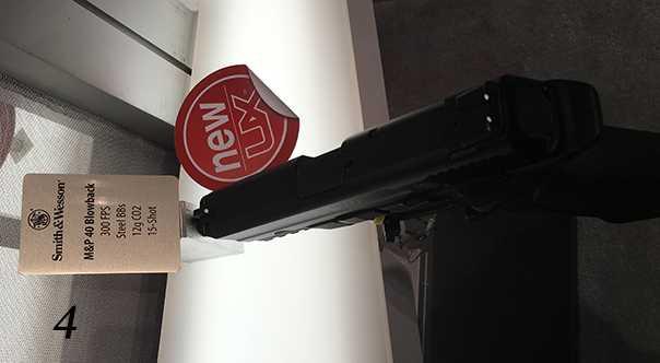 9)38 ежегодная выставка оружия Shot Show в Лас-Вегасе, штат Невада (часть 1)