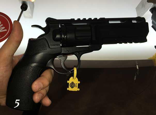 10)38 ежегодная выставка оружия Shot Show в Лас-Вегасе, штат Невада (часть 1)