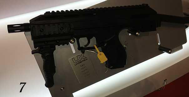 12)38 ежегодная выставка оружия Shot Show в Лас-Вегасе, штат Невада (часть 1)