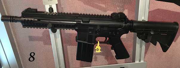 13)38 ежегодная выставка оружия Shot Show в Лас-Вегасе, штат Невада (часть 1)