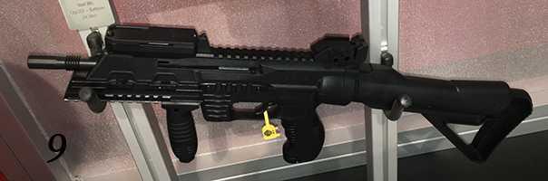 14)38 ежегодная выставка оружия Shot Show в Лас-Вегасе, штат Невада (часть 1)