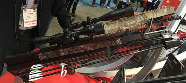 5)38 ежегодная выставка оружия Shot Show в Лас-Вегасе, штат Невада (часть 1)