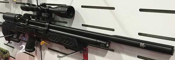 2)38 ежегодная выставка оружия Shot Show в Лас-Вегасе, штат Невада (часть 2)