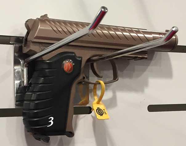 6)38 ежегодная выставка оружия Shot Show в Лас-Вегасе, штат Невада (часть 2)