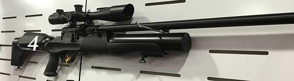 8)38 ежегодная выставка оружия Shot Show в Лас-Вегасе, штат Невада (часть 2)