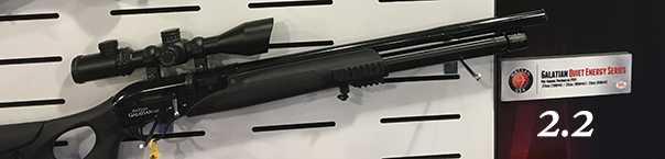 4)38 ежегодная выставка оружия Shot Show в Лас-Вегасе, штат Невада (часть 2)
