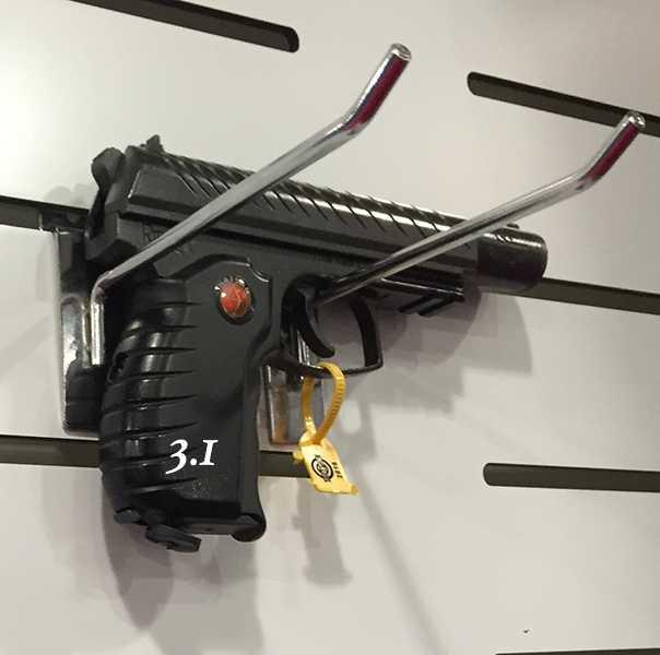 7)38 ежегодная выставка оружия Shot Show в Лас-Вегасе, штат Невада (часть 2)