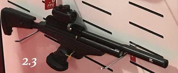 5)38 ежегодная выставка оружия Shot Show в Лас-Вегасе, штат Невада (часть 2)