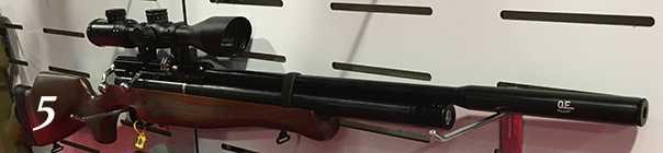 9)38 ежегодная выставка оружия Shot Show в Лас-Вегасе, штат Невада (часть 2)