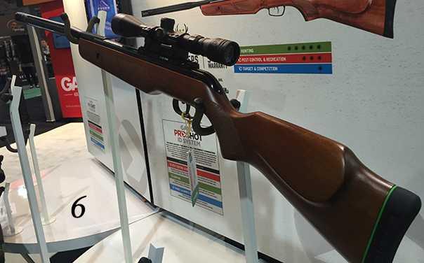 10)38 ежегодная выставка оружия Shot Show в Лас-Вегасе, штат Невада (часть 2)