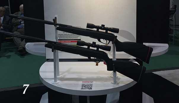 11)38 ежегодная выставка оружия Shot Show в Лас-Вегасе, штат Невада (часть 2)