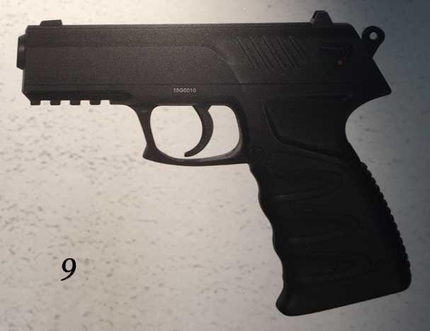 13)38 ежегодная выставка оружия Shot Show в Лас-Вегасе, штат Невада (часть 2)
