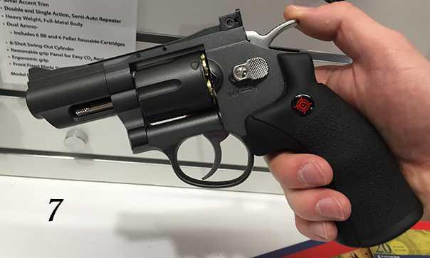 8)38 ежегодная выставка оружия Shot Show в Лас-Вегасе, штат Невада (часть 3)