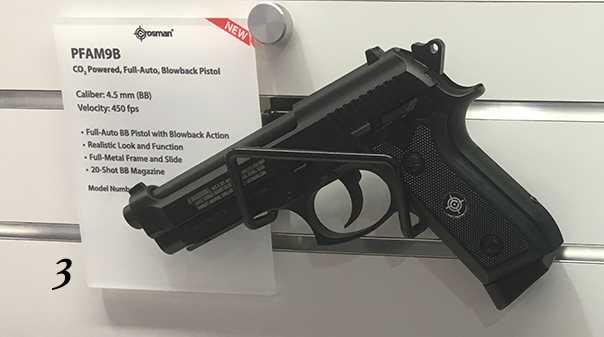 3)38 ежегодная выставка оружия Shot Show в Лас-Вегасе, штат Невада (часть 3)