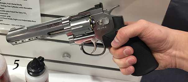 5)38 ежегодная выставка оружия Shot Show в Лас-Вегасе, штат Невада (часть 3)